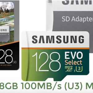 Samsung MicroSDXC EVO 128GB